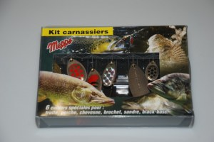 Kit Carnassier Mepps