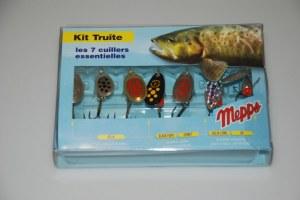 Kit Truite Mepps